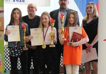 Šachové úspěchy našich studentů